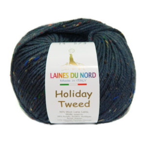 Holiday tweed